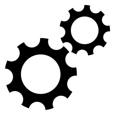 Gears clipart bike part Free Freestock Icon Icon Illustration