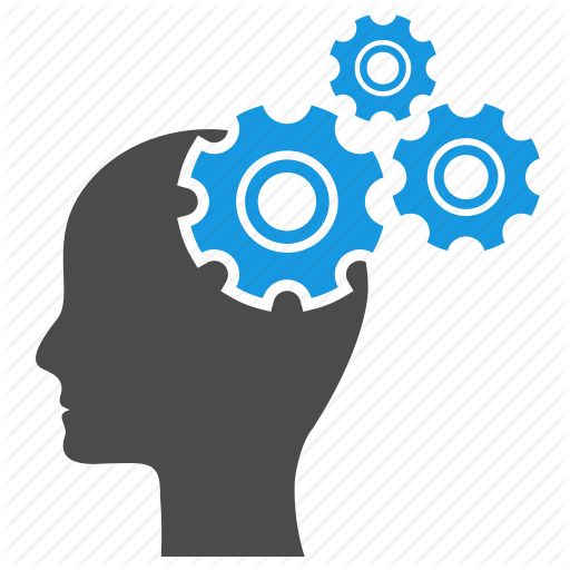 Gears clipart brain idea Mind Brain icon Icon #2528