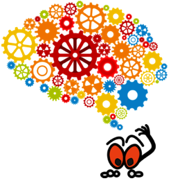 Gears clipart brain memory Brain Bay Memory For Thinking