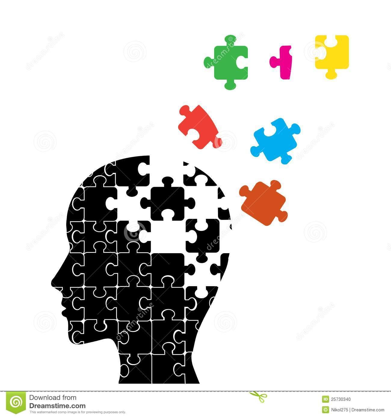 Gears clipart brain memory Brain memory memory loss Clipart