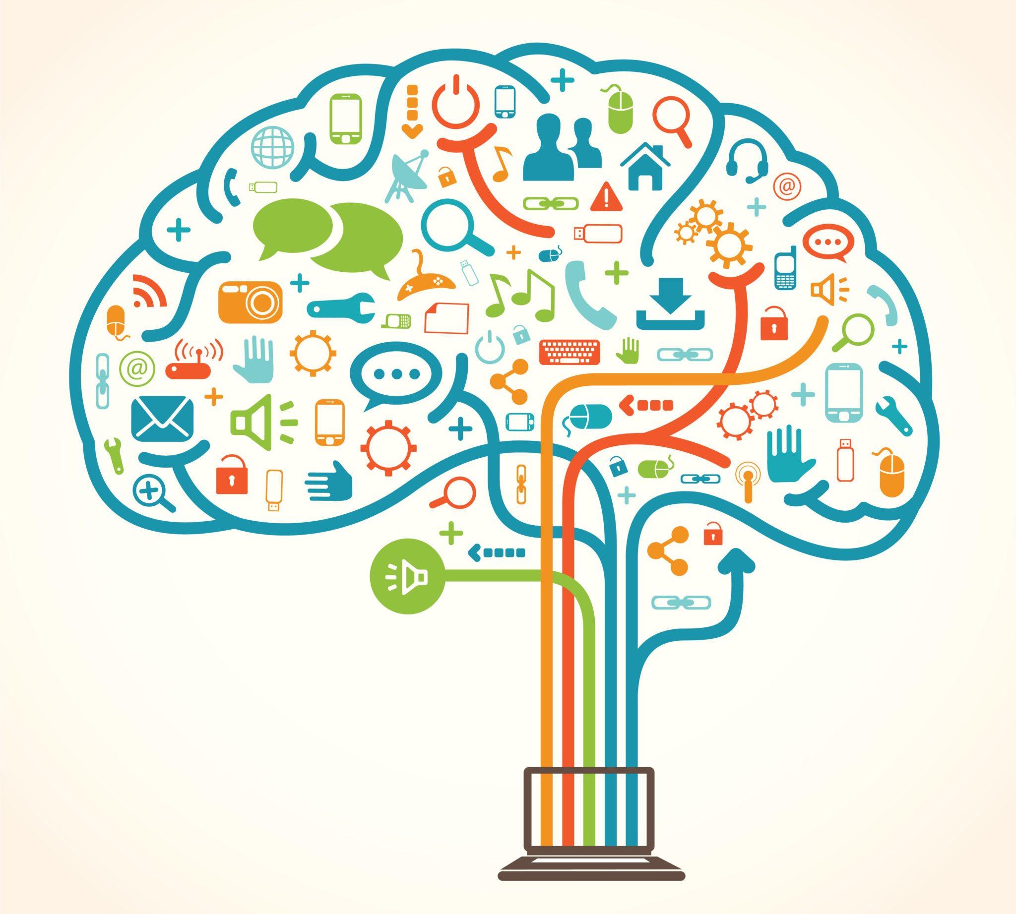 Gears clipart brain memory  Air Quality Brain Performance