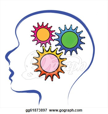 Brain clipart abstract Brain Brain Bay Thinking Clipart