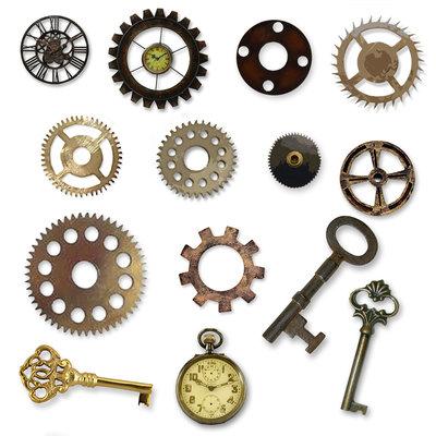 Gears clipart clock gear Keys Gears Pocket Watch Masteri