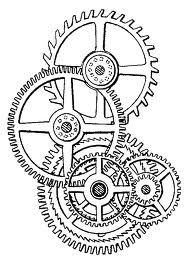 Gears clipart drawn The how  gears! Bought