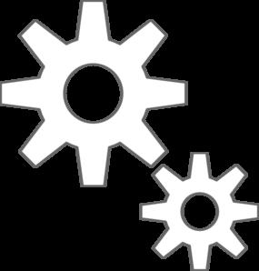 Gears clipart engineering symbol Clip Engineering at art Clip