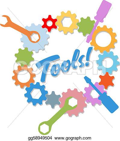 Illustration clipart information It engineering design Vector for