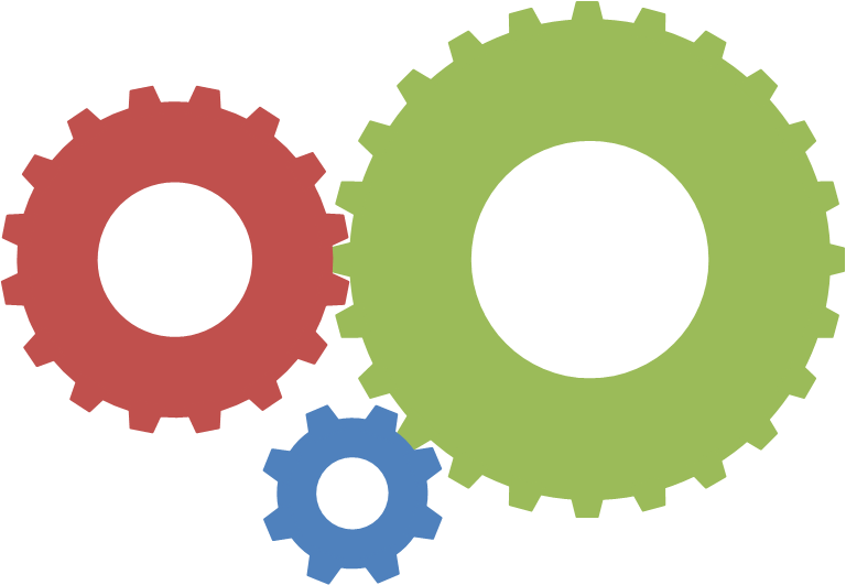 Gears clipart gear wheel 3 PowerPoint powerpointy and Animating
