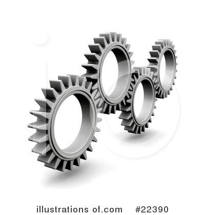 Gears clipart gear wheel Free by Clipart KJ #22390
