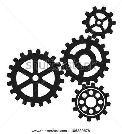 Gears clipart interchangeable part #5