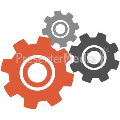 Gears clipart machine gear Gears ID# Presentation Stage Clipart