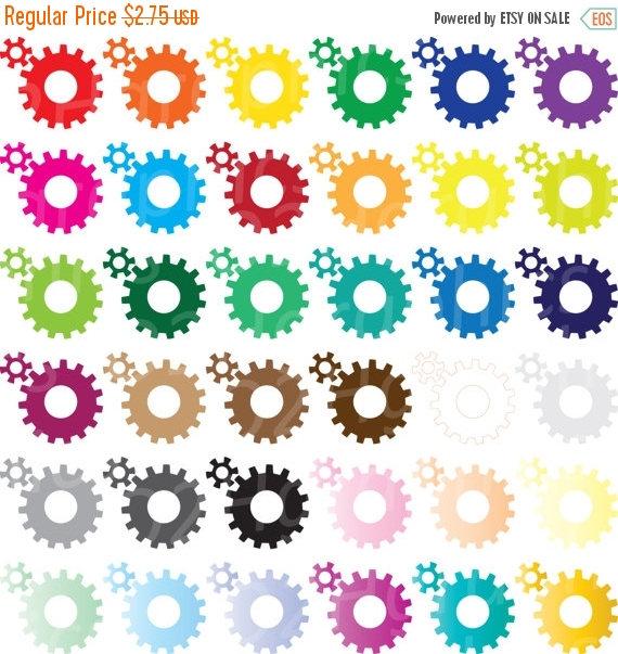 Gears clipart machine gear Machine Graphic Icon 15% Icon