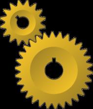 Gears clipart machine gear Com (Page Gears Download Art