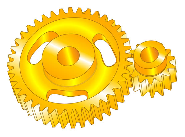 Gears clipart machinery Cliparts Cliparts Zone Machinery Gears