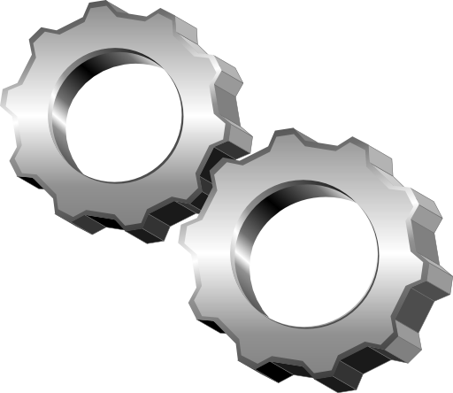 Gears clipart many gear #7072 for gallery clipart Art
