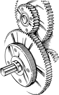 Gears clipart many gear Wagon for Definition Language Pinterest