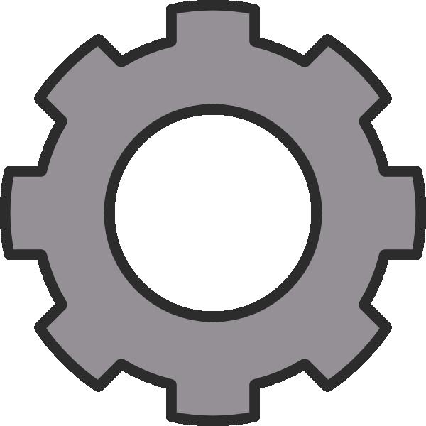 Gears clipart mechanical gear Clip Gear  Art Clipart