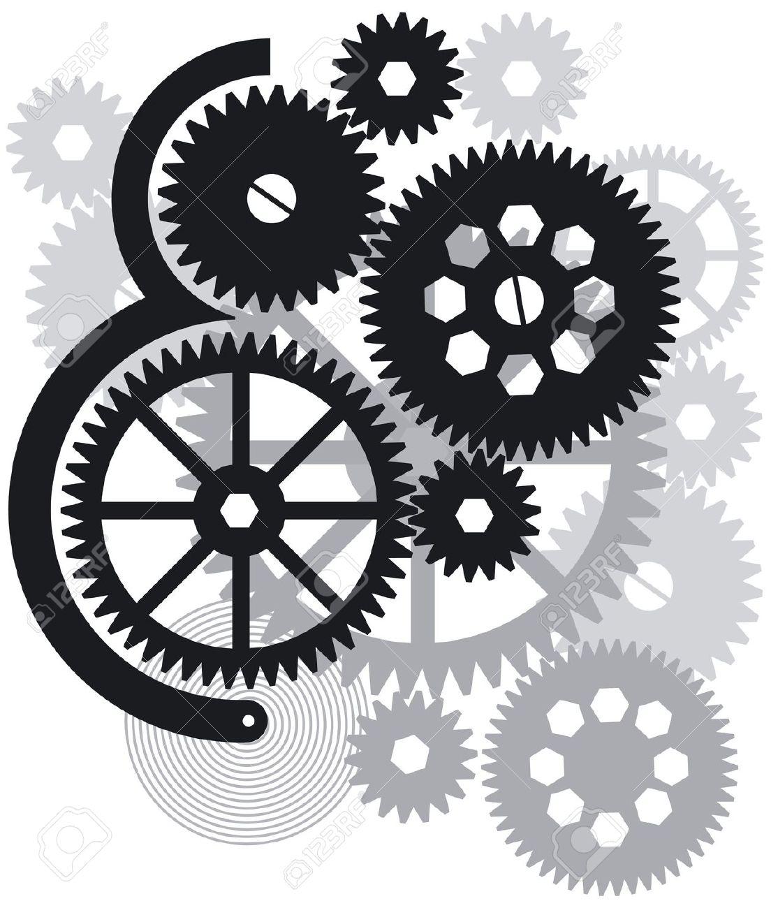 Gears clipart mechanical gear Drive Gear Drive Stock Gear
