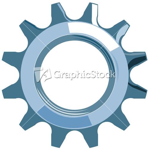 Gears clipart mechanical gear Cog  Mechanical Image Gear