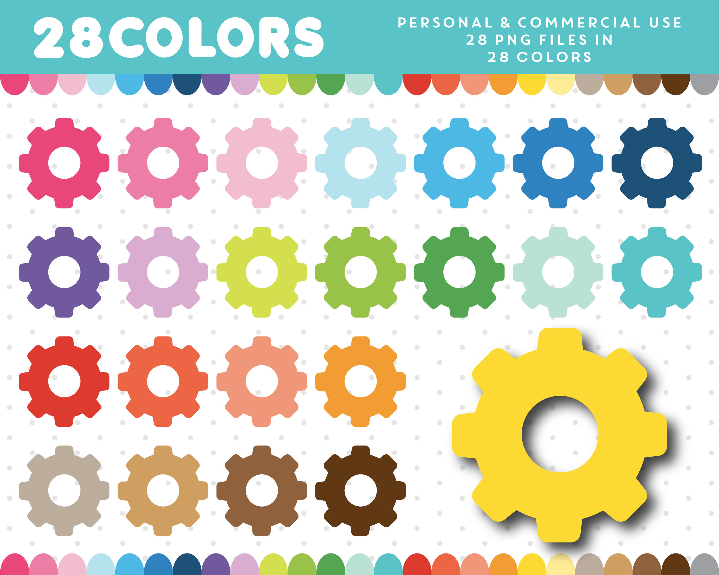 Gears clipart mechanics Gears is file a This