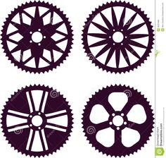 Gears clipart outline  gears com/z/bicycle Google bike