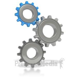 Gears clipart powerpoint Clipart Stacked Rotating ID# Gear