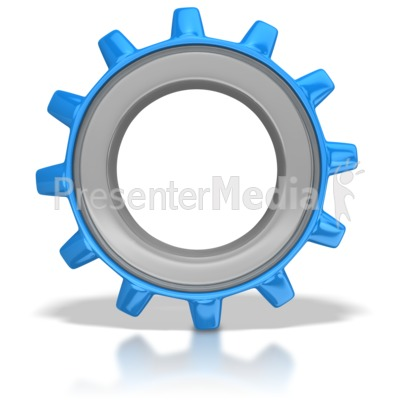 Gears clipart powerpoint Gear Art for Great Single