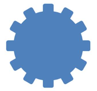 Gears clipart powerpoint Gears Create Minute Combined in