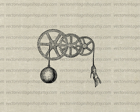 Gears clipart pulley gear Download Pulley Clipart Steampunk Gear