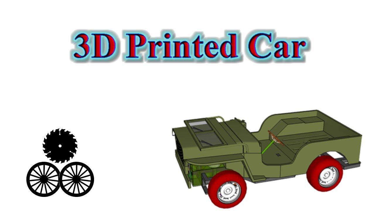 Gears clipart pulley gear Printed car Car  3D