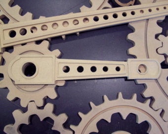 Gears clipart pulley gear Inch Kinetic for Steampunk GEARS