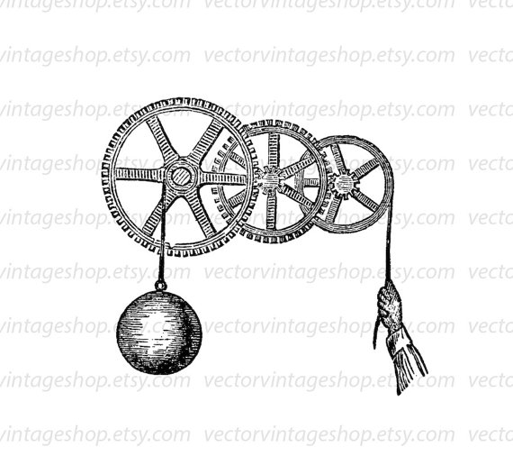 Gears clipart pulley gear Is Pulley Gear file a