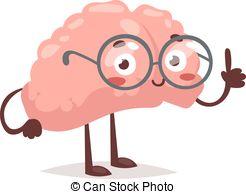 Gears clipart smart brain Brain Vector  Smart EPS