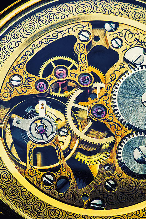 Gears clipart steampunk pocket watch Gears gears More and Watch