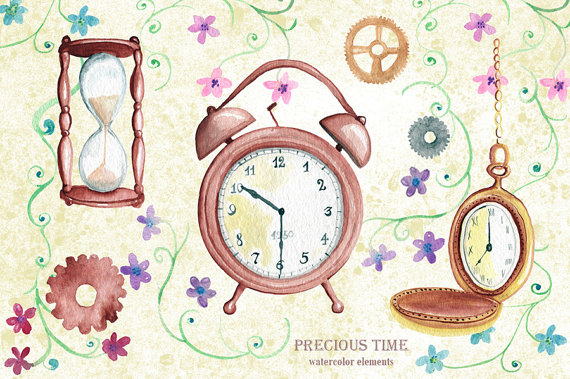Gears clipart time clock Clip Time Roman numerals watch
