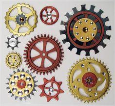 Gears clipart time clock Clipart GL ClockSteampunk Steampunk Stock