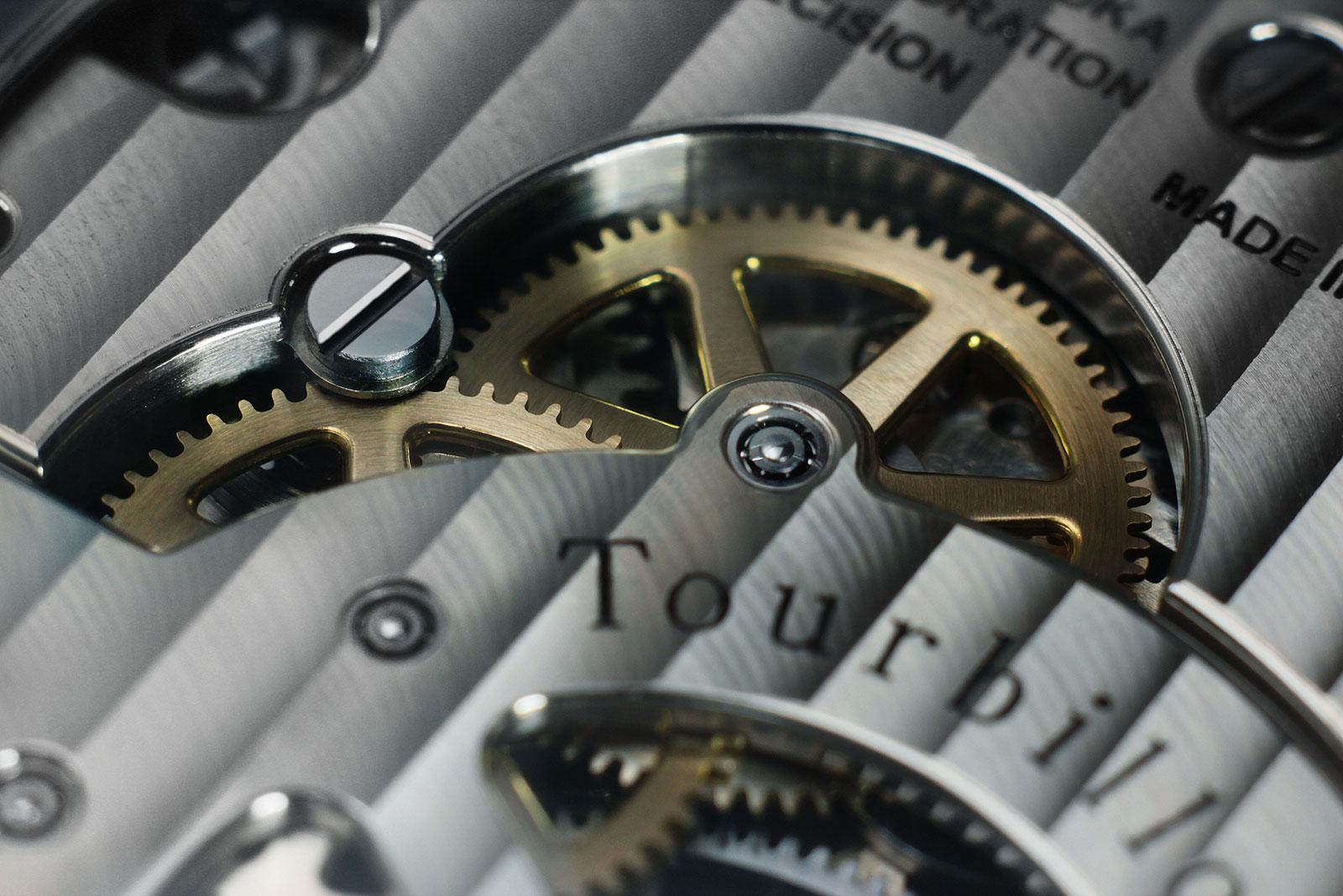 Gears clipart tourbillon The Manufacturing Tourbillon Project Introducing