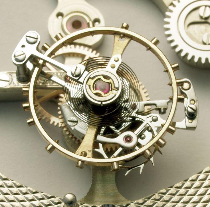 Gears clipart tourbillon By Wristwatch Rieber The Watches