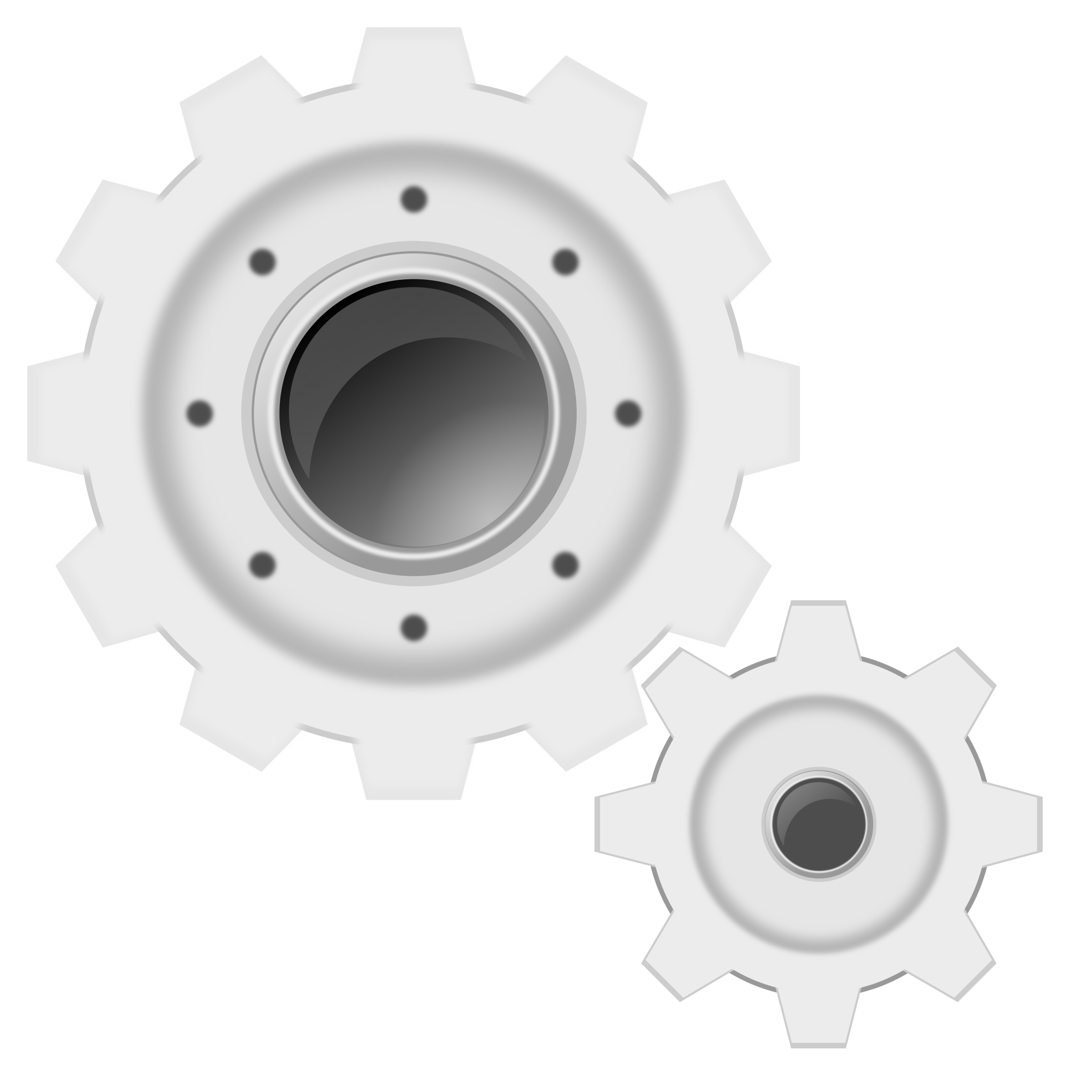 Gears clipart transparent Gears White Gears White Clipart