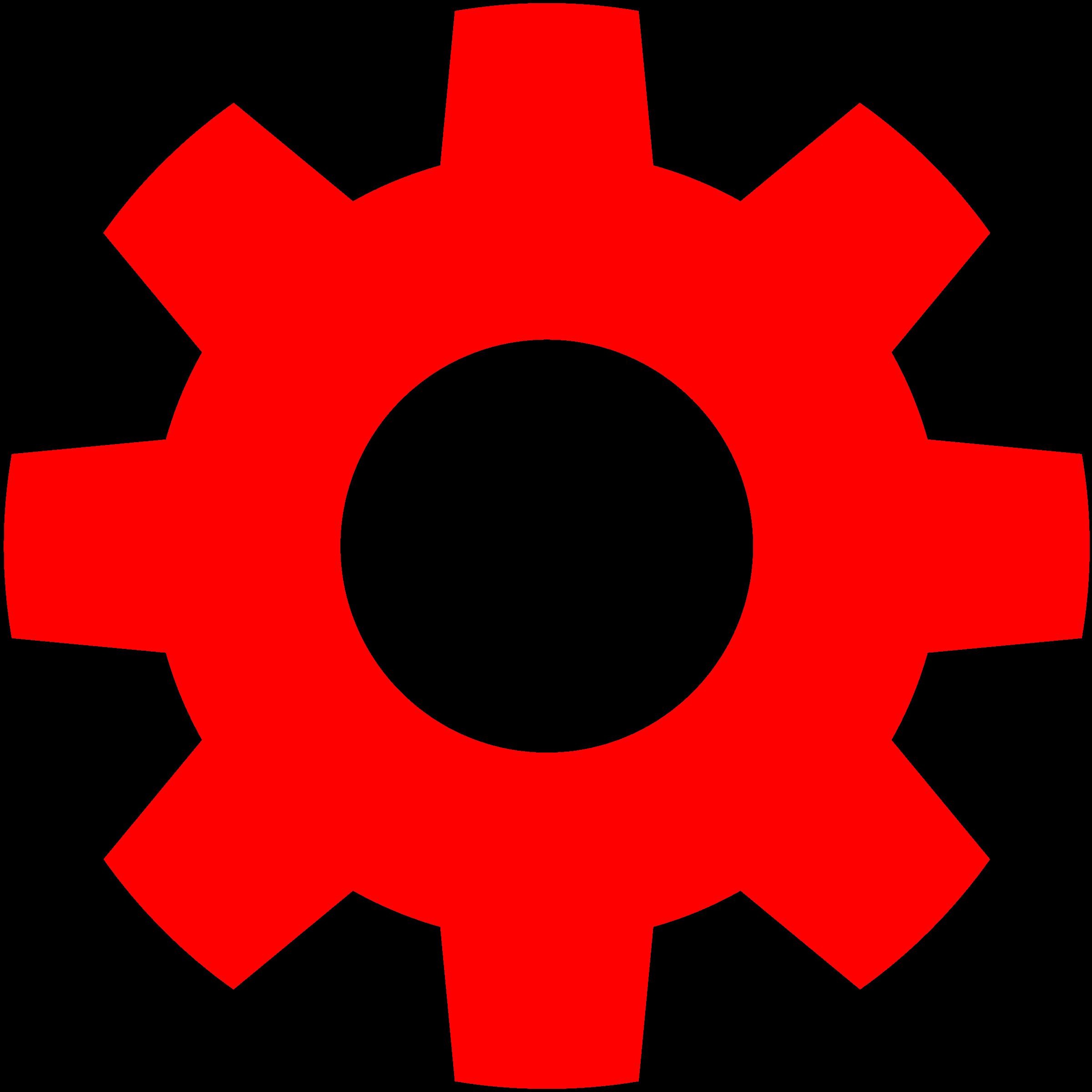Gears clipart transparent Clipart Clip Gear #6465 —