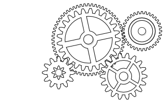Gears clipart transparent background Nicu's gears] Golden Gears Gears