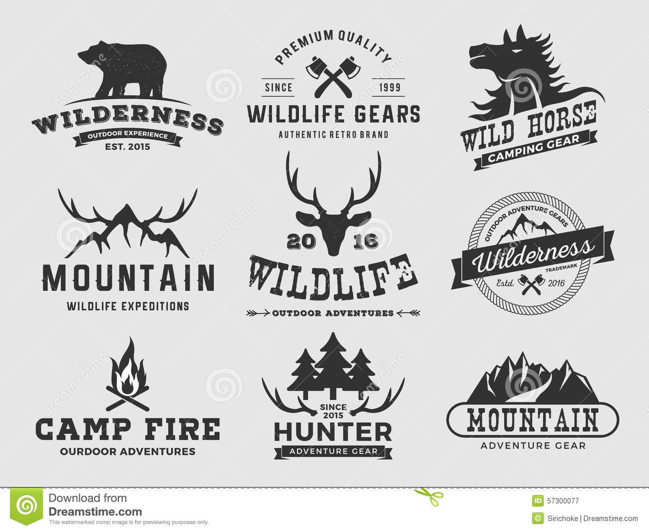 Campfire clipart outdoor adventure Mountain – Download Wilderness Clip