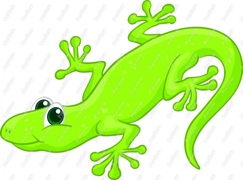 Reptile clipart #12