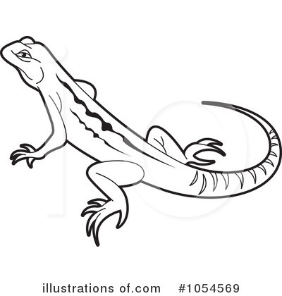 Black clipart gecko Art And  Clip White