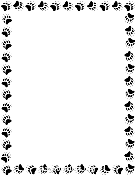 Pets clipart boarder Animal The Clipart clipart Border
