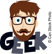Geek clipart Canstock28534927 jpg 1 and 180