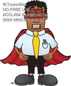 Geek clipart cartoon person Illustration Cartoon Super Cartoon Of