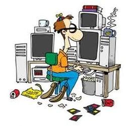 Geek clipart computer geek Arrollton Computer VA States &