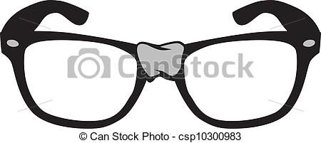 Drawn sunglasses Vector Images Nerd photography of
