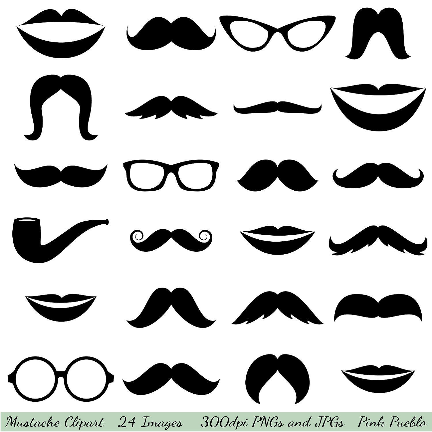 Geek clipart mustache glass Looking collection clipart mustache with