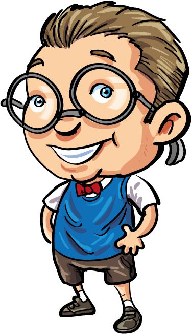 Geek clipart nerd boy And boy Nerds cartoon Geeks